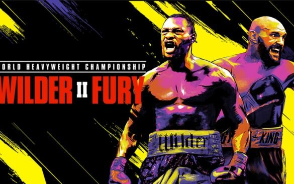 Image for Deontay Wilder vs. Tyson Fury 2 Results