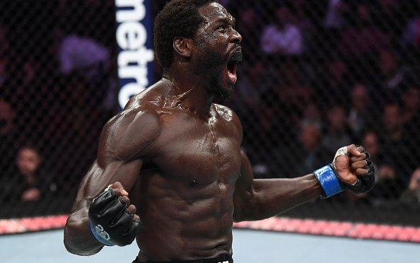 Image for Jared Cannonier: From Alaska to the UFC