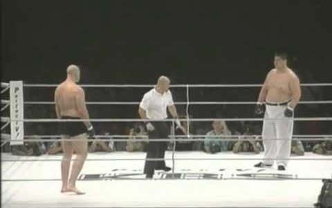 Image for Pro Wrestlers In MMA #2