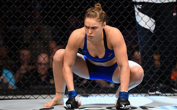 Image for Today In MMA History: Ronda Rousey Makes her Professional Debut