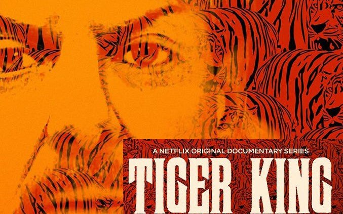 Image for The MMA World Enthralled with Tiger King