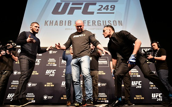 Image for UFC 249 Might Just Happen