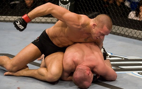 Image for Today in MMA History: Georges St-Pierre vs. Matt Serra 2