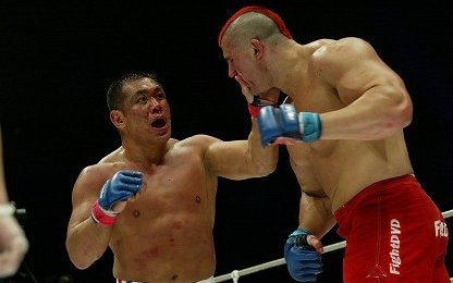 Image for Pro Wrestlers In MMA #7