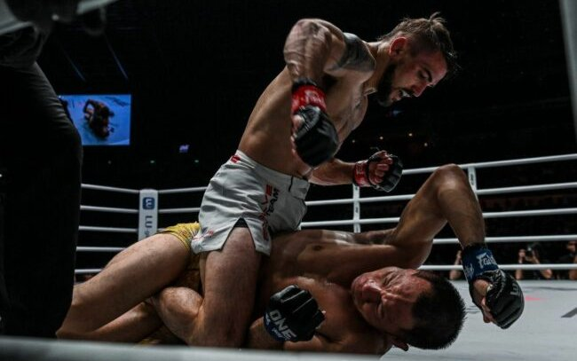 Image for Get to Know ONE Bantamweight Troy Worthen