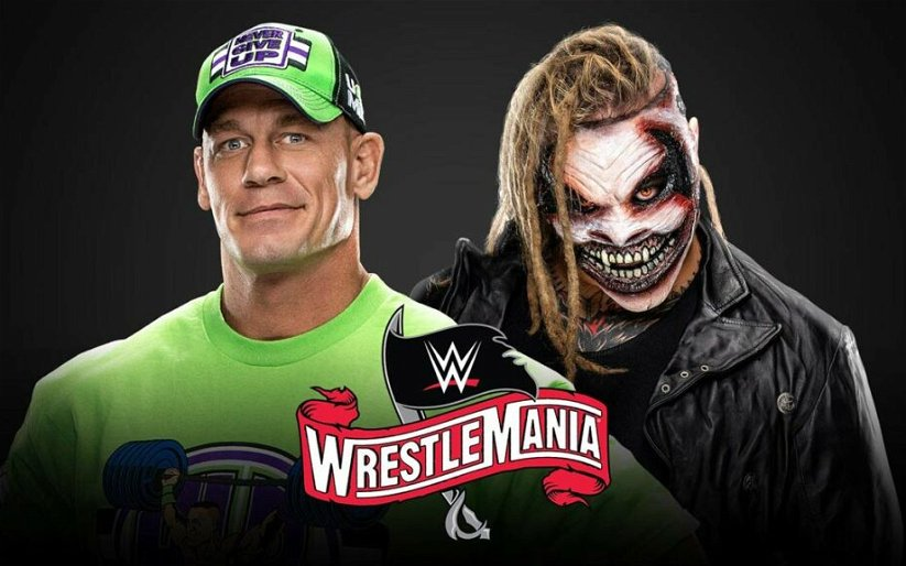Image for Wrestlemania 36 Day 2 Results