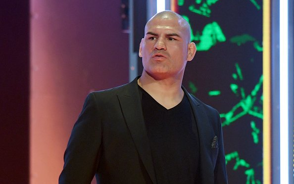 Image for Ex-UFC Heavyweight Champion Cain Velasquez released by WWE