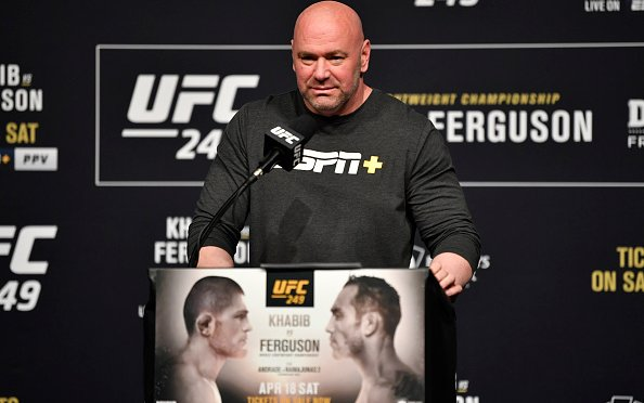 Image for UFC 249 Officially Cancelled