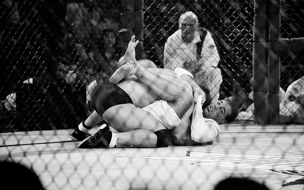 Image for Five MMA Submissions We'll Never See Again