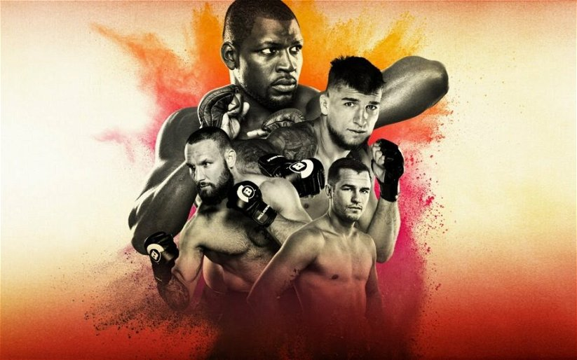 Image for Watch the Bellator 239 Full Event Replay on MMASucka