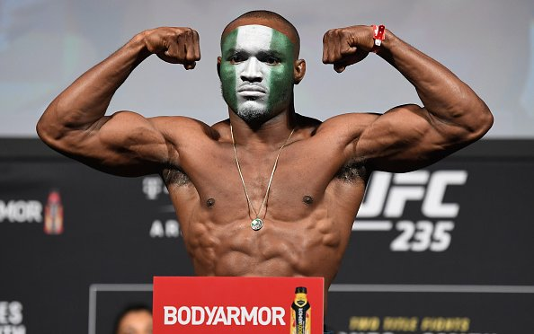 Image for Constructing the Inaugural UFC Africa Main Card