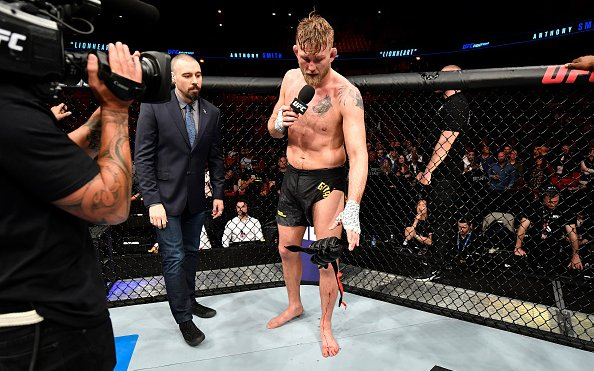 Image for Uncrowned Kings of MMA: Alexander Gustafsson