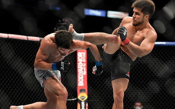 Image for UFC Successfully Returns with Bantamweight Showdown