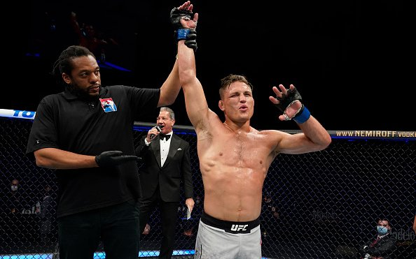 Image for UFC Fight Night 171 Standout Performances
