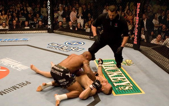 Image for Today in MMA History: Quinton Jackson vs. Chuck Liddell