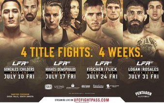 Image for LFA Returns with Four Shows in July