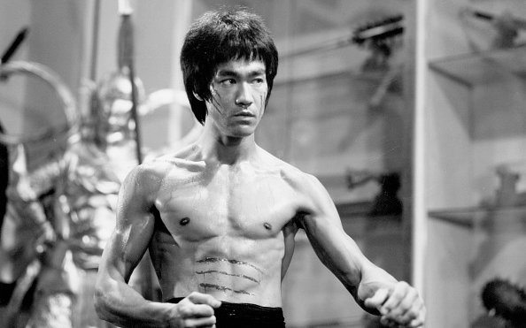 Image for Bruce Lee in MMA