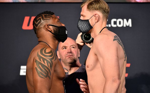 Image for UFC on ESPN 11 Results