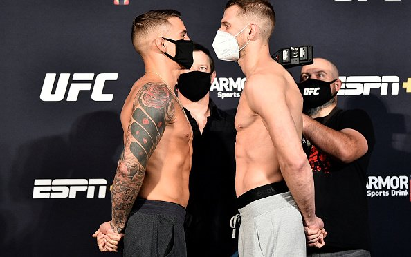 Image for UFC Fight Night on ESPN 12 Results