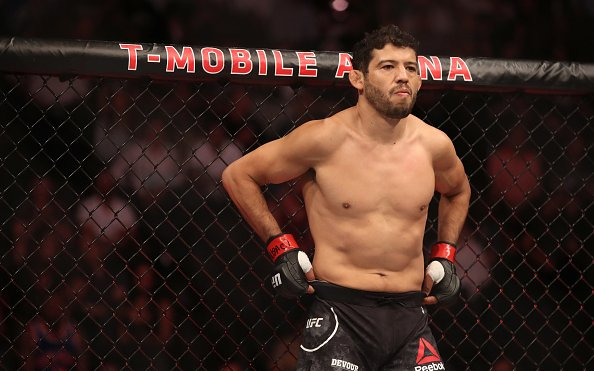 Image for Gilbert Melendez Handed Two Year Ban