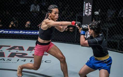 Image for Tiffany Teo Tops ONE's Women's Strawweight Contenders