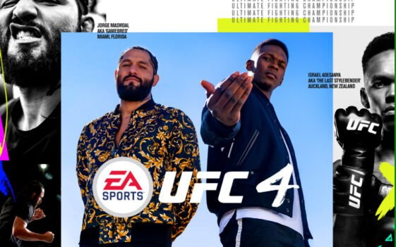 Image for UFC 4 Trailer Released
