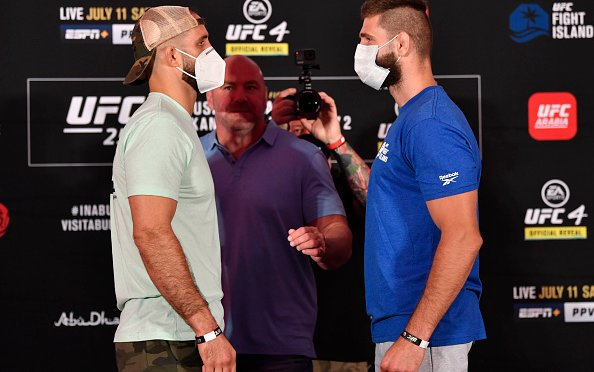 Image for UFC 251: Prelims Preview