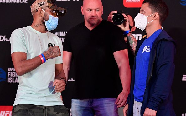 Image for UFC Fight Night 172 Results
