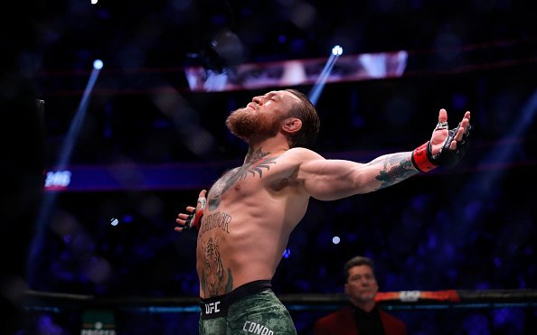 Image for The Best Moments in UFC During 2020