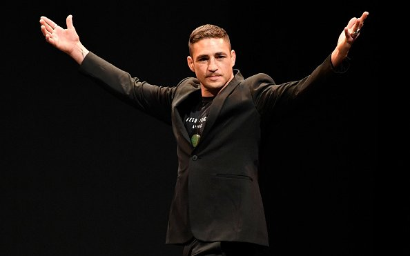 """Image for Diego Sanchez """"Nick Diaz used to send me emails"""""""
