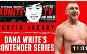 Image for One on One With Dustin Jacoby ahead of DWCS