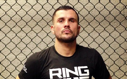 Image for Fabio Pinca Makes MMA Debut on Friday