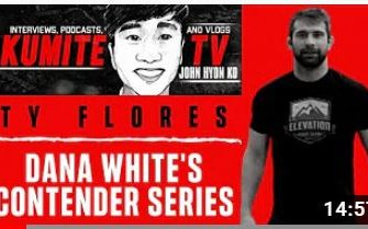 Image for One on One with Ty Flores ahead of DWCS