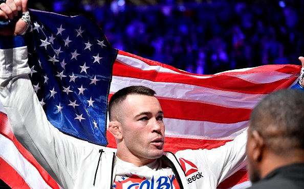 Image for A fighter That you Love to Hate: Colby Covington
