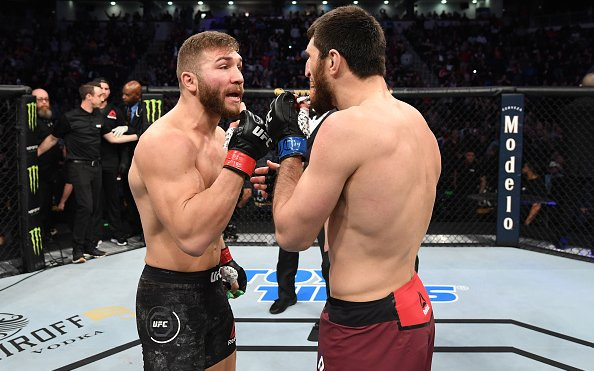 Image for UFC Fight Night 175 – Fights to Look Out For