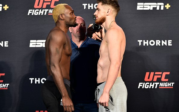 Image for UFC Fight Night 173 Results