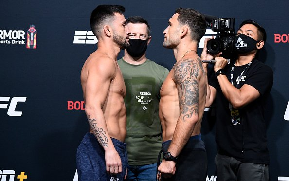 Image for UFC on ESPN 15 Results
