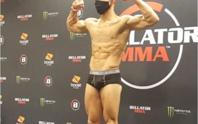 Image for Bellator 243 Official Weigh-Ins: One Fighter Misses Weight