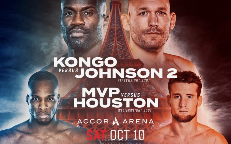Image for Bellator Paris Announced With First Two Bouts