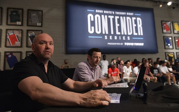 Image for Dana White's Contender Series 41 Results