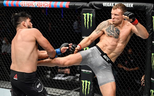 """Image for Jack Hermansson Won't be """"Happy"""" Unless he Finishes Darren Till"""