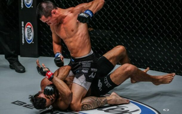 Image for Major Flyweight Battle at ONE: Reign of Dynasties