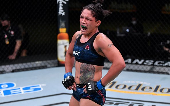 Image for Sijara Eubanks hits back at Colby Covington – 'To act like a racist to me is to be racist'