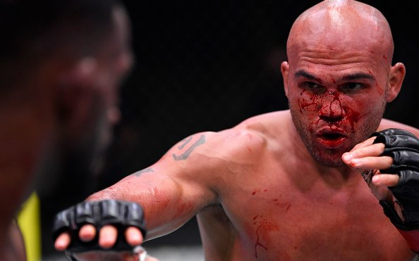 Image for UFC 255 Gets Robbie Lawler versus Mike Perry