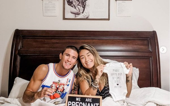 Image for ONE Atomweight Champion Angela Lee Announces Pregnancy