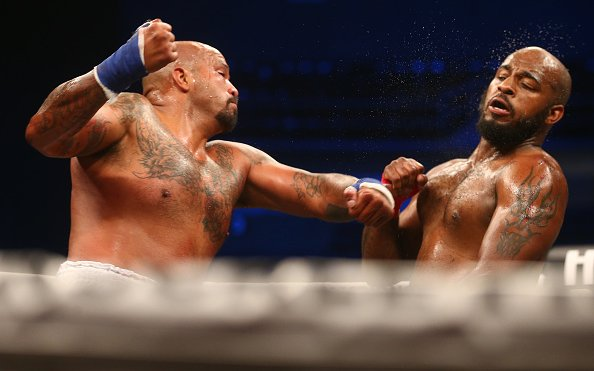 Image for Bare Knuckle FC 13 Results
