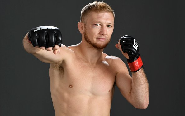 """Image for UFC 254's Casey Kenney: I'm """"a Level Above"""" Nathaniel Wood"""