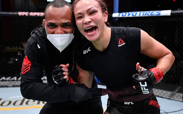 """Image for Michelle Waterson- """"Becoming the UFC champion would mean everything"""""""