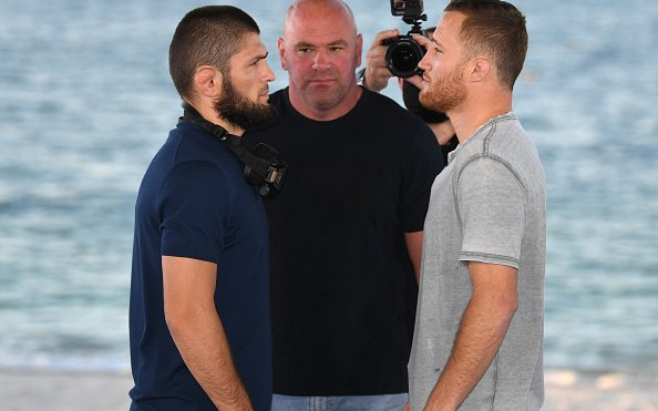 Image for UFC 254 Main Event Preview