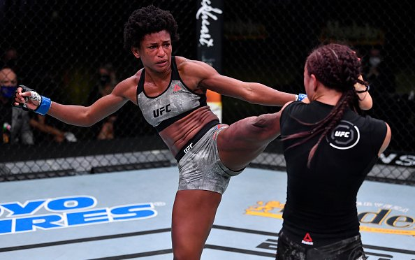 Image for Angela Hill, Tecia Torres Set for Rematch at UFC 256